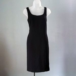 Tahari ASL Arthur S. Levine Little Black Dress 8